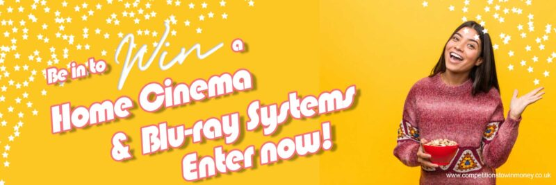 Competitions To Win Blu-ray & home cinema