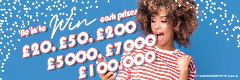 Competitions to Win Cash