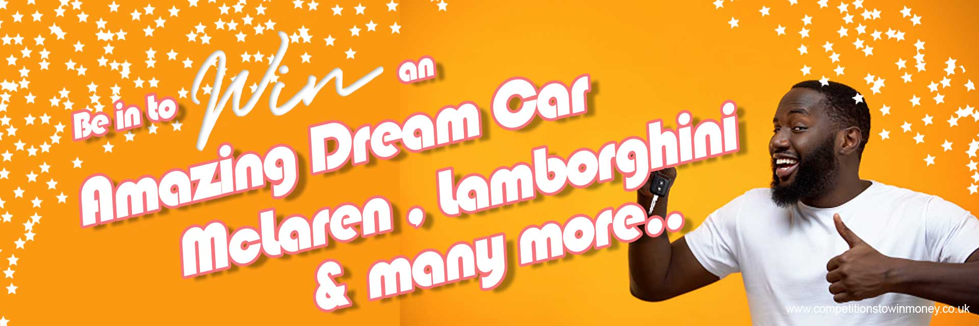 Competitions to Win a Dream Car