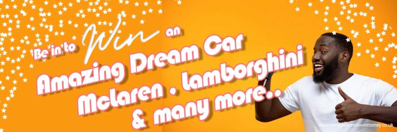 Competitions to Win a Car