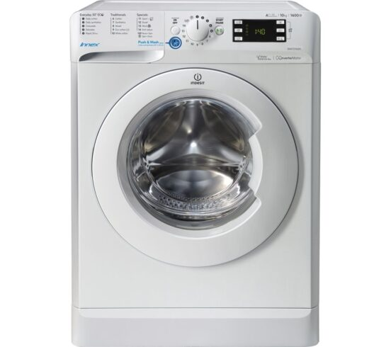 Win INDESIT Innex BWE 101684X W Washing Machine - White
