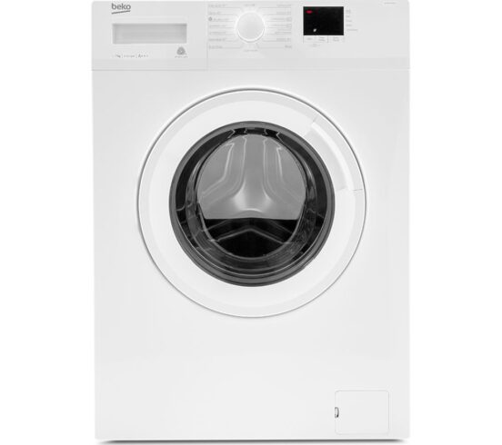 Win BEKO WTB720E1W 7 kg 1200 Spin Washing Machine - White