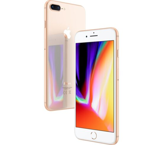 Competition to Win APPLE iPhone 8 Plus - 64 GB Gold