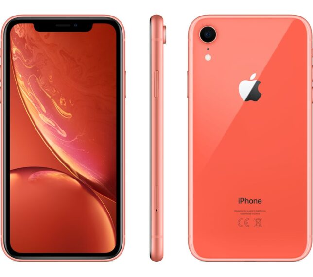 Win APPLE iPhone XR - 64 GB Coral