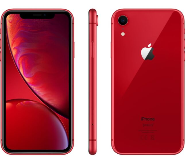 Win APPLE iPhone XR - 128 GB Red