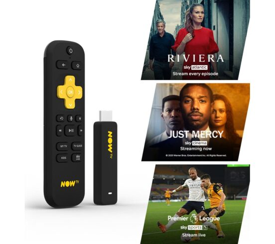 Competition to Win a NOW TV