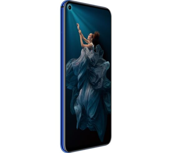 Competition to Win HONOR 20 - 128 GB Sapphire Blue
