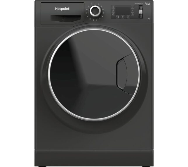 Win HOTPOINT ActiveCare NLLCD 1065 DGD AW UK WiFi-enabled 10 kg 1600 Spin Washing Machine - Grey