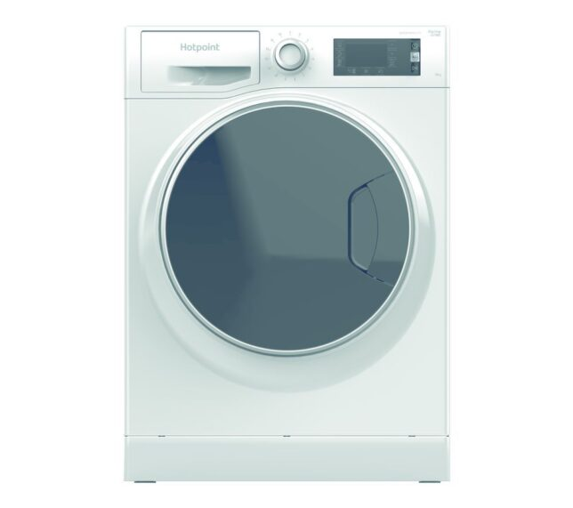 Competition to Win a HOTPOINT ActiveCare NLLCD 1045 WD AW UK WiFi-enabled 10 kg 1400 Spin Washing Machine - White