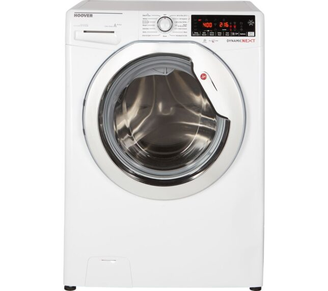 Win HOOVER Dynamic DWOAD69AHC7 WiFi-enabled 9 kg 1600 Spin Washing Machine - White