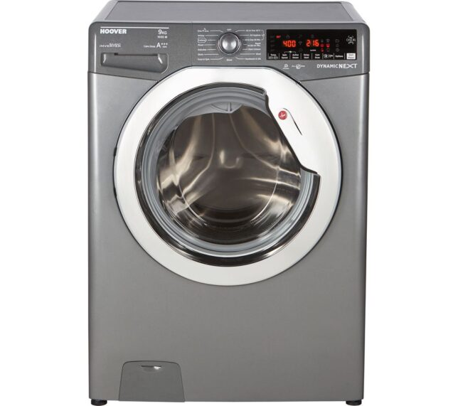 Win HOOVER Dynamic DWOAD69AHC7 WiFi-enabled 9 kg 1600 Spin Washing Machine - Graphite