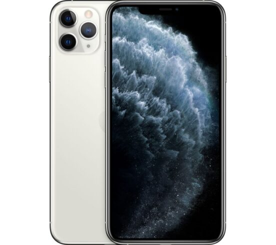 Competition to Win APPLE iPhone 11 Pro Max - 512 GB Silver