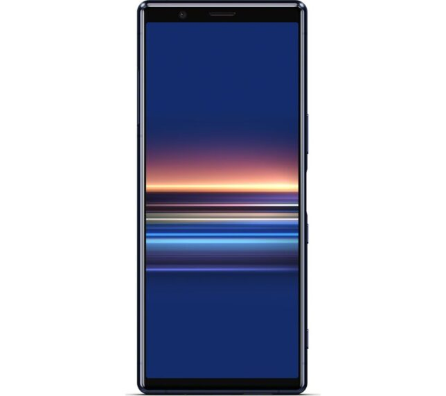 Competition to Win SONY Xperia 5 - 128 GB Blue