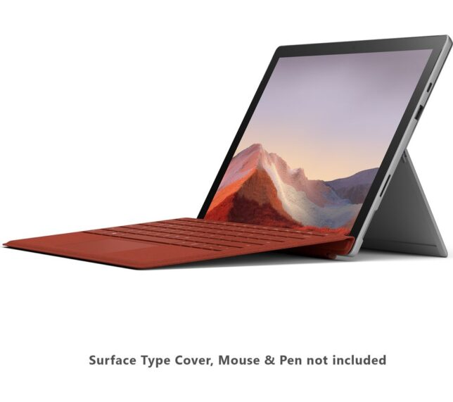 """Competition to Win a MICROSOFT 12.3"""" Surface Pro 7 - Intel® Core™ i3"""