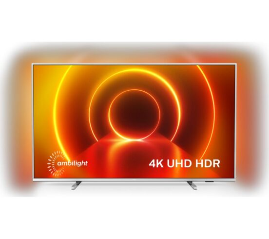 """Competition to Win a PHILIPS 43PUS7855 43"""" 4K Ultra HD HDR LED TV with Amazon Alexa"""
