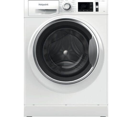Competition to Win a HOTPOINT ActiveCare NM11 1044 WC A UK N 10 kg 1400 Spin Washing Machine - White