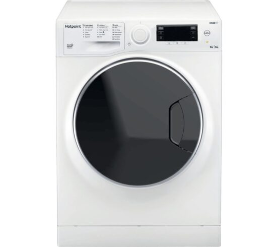 Competition to Win a HOTPOINT Ultima S-Line RD 966 JD UK N 9 kg Washer Dryer - White