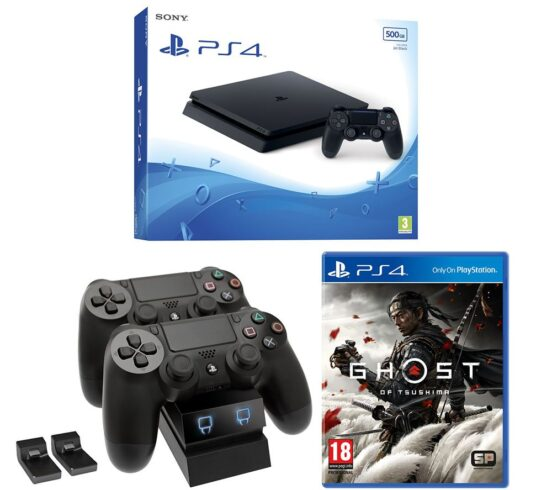 Competition to Win a SONY PlayStation 4
