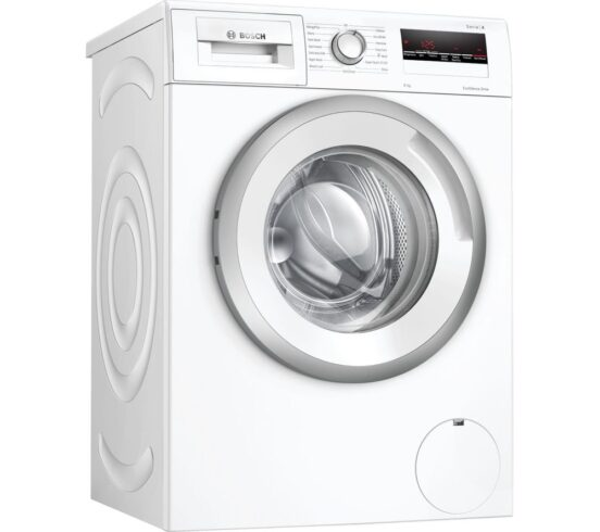 Competition to Win a BOSCH Serie 4 WAN24109GB 8 kg 1200 Spin Washing Machine - White