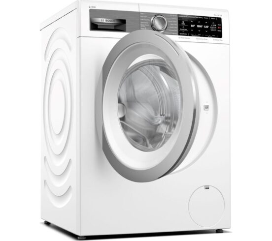 Competition to Win a BOSCH Serie 8 WAX32EH1GB WiFi-enabled 10 kg 1600 Spin Washing Machine - White