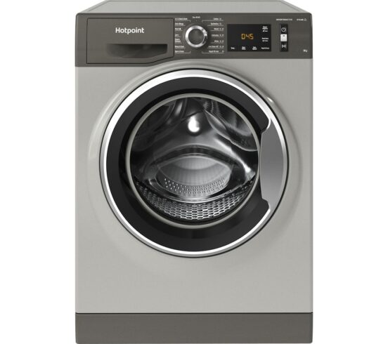 Competition to Win a HOTPOINT Activecare NM11 964 GC A UK N 9 kg 1600 Spin Washing Machine - Graphite
