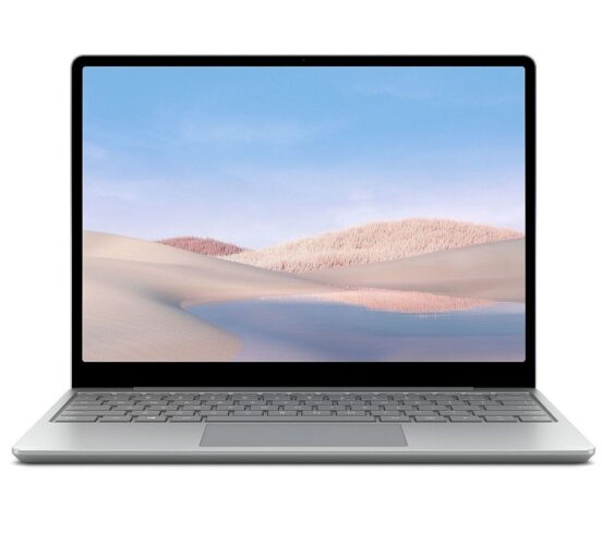 """Competition to Win a MICROSOFT 12.5"""" Surface Laptop Go - Intel® Core™ i5"""