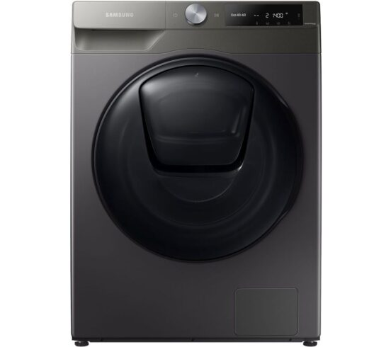 Competition to Win a SAMSUNG Series 6 AddWash WD10T654DBN/S1 WiFi-enabled 10.5 kg Washer Dryer – Graphite