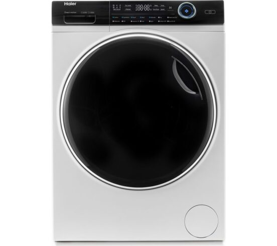 Competition to Win a HAIER i-Pro Series 7 HWD80-B14979 8 kg Washer Dryer - White