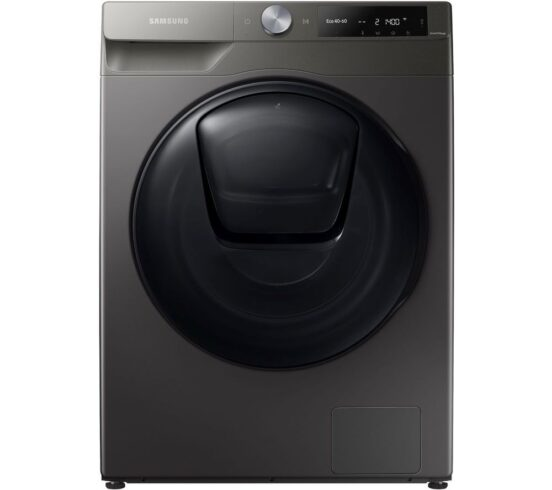 Competition to Win a SAMSUNG Series 6 AddWash WD90T654DBN/S1 WiFi-enabled 9 kg Washer Dryer - Graphite